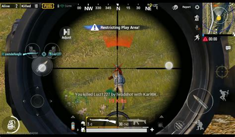 PUBG Mobile Mod One Shot Kill