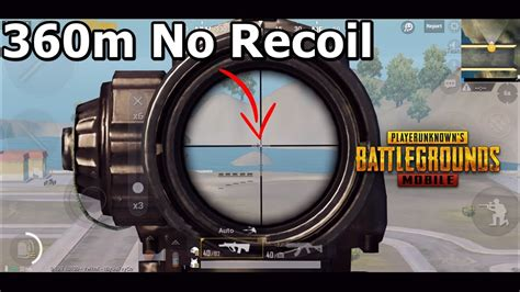 PUBG Mobile No Recoil Hack Android
