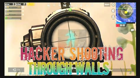 PUBG Mobile See Through Walls Hack