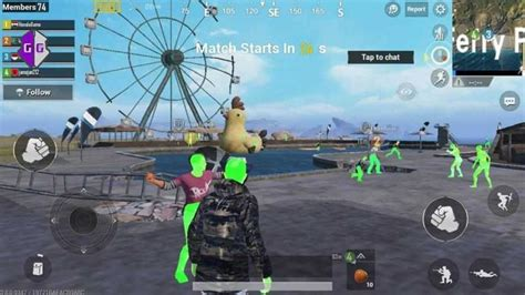 PUBG Mobile Wallhack Apk