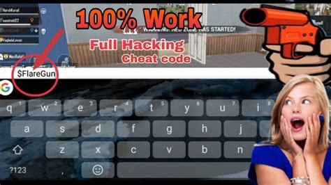 PUBG Pc Cheat Codes