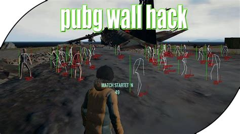 PUBG Wall Hack Cheat