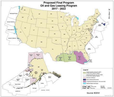 Pacific-Outer-Continental-Shelf-Exploration-And-Development-Plans