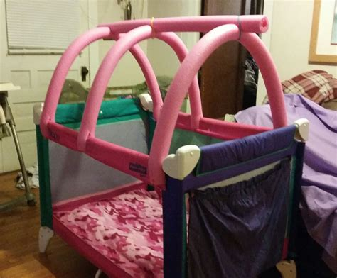 Pack N Play Bed Diy Ideas