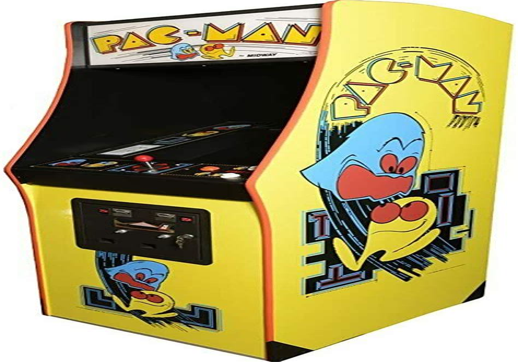 Pacman-Cabinet-Plans