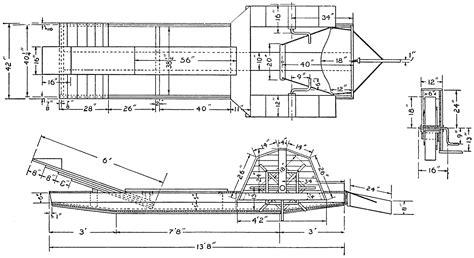 Paddle-Wheel-Boat-Plans