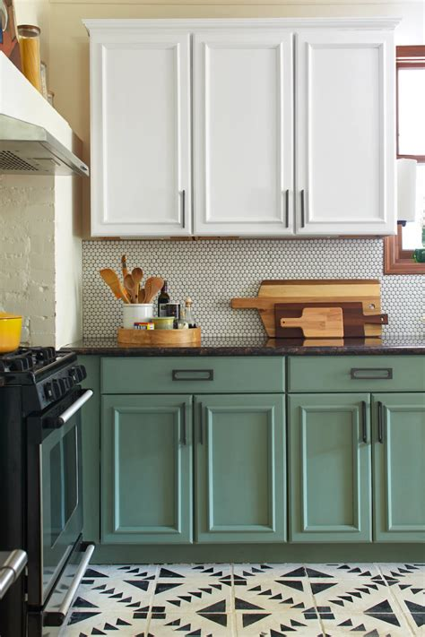 Painting Kitchen Cabinets Diy Chalk Paint