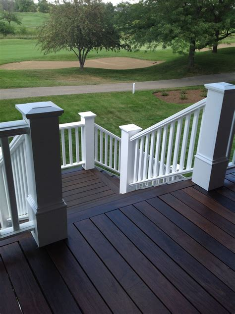 Painting Wood Decking
