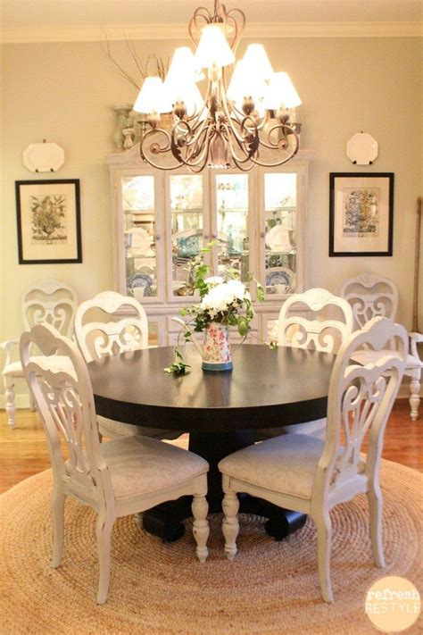 Painting Wood Dining Chair