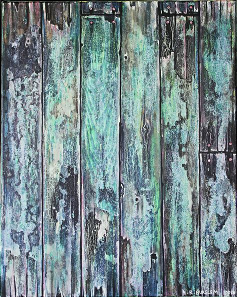 Painting Wood Distressed