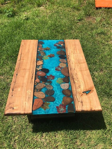 Painting Wooden Table DIY