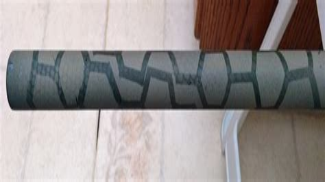 Painting Rifle Barrel And Remington 870 20ga Rifled Barrel