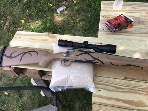 Painting Synthetic Stock And Savage 12fv For Sale