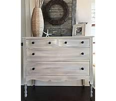 Best Painting a wood dresser grey.aspx