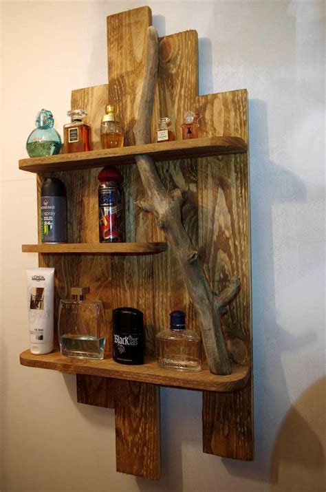 Pallet Diy Shelves