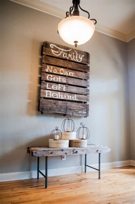 Pallet Diy Wall Decor