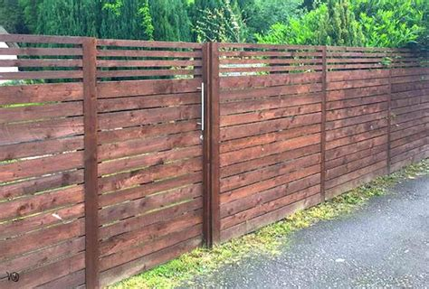Pallet Fence Plans Free