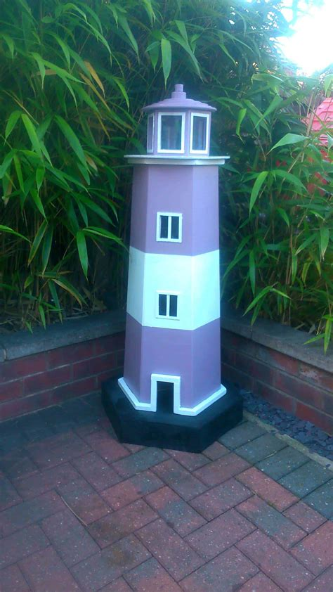 Pallet Lighthouse Plans