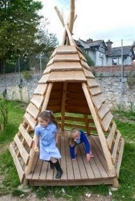 Pallet Teepee Instructions