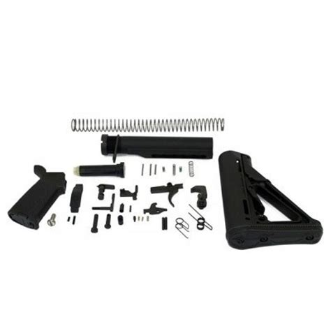 Palmetto State Armory Lower Receiver Parts Kit And Pmags Are Not Locking Into Lower Receiver