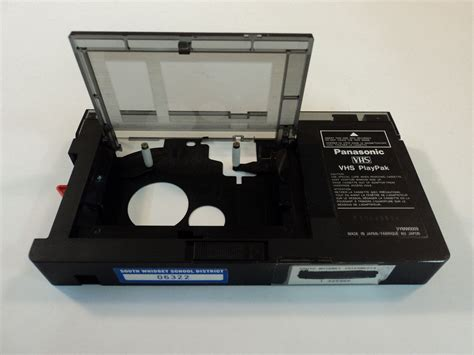 Panasonic VHS PlayPak VHS-C to VHS Adapter Battery Powered PV-P1