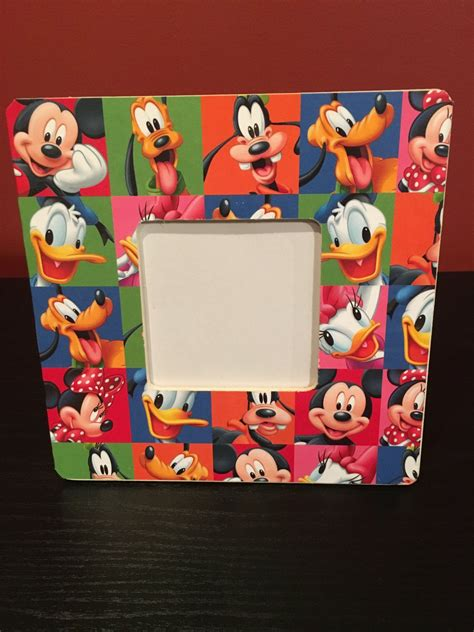 Panorama Wood Frame Diy Disney