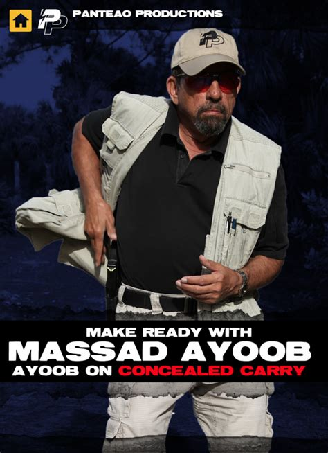 Panteao Productions Make Ready With Massad Ayoob Home .