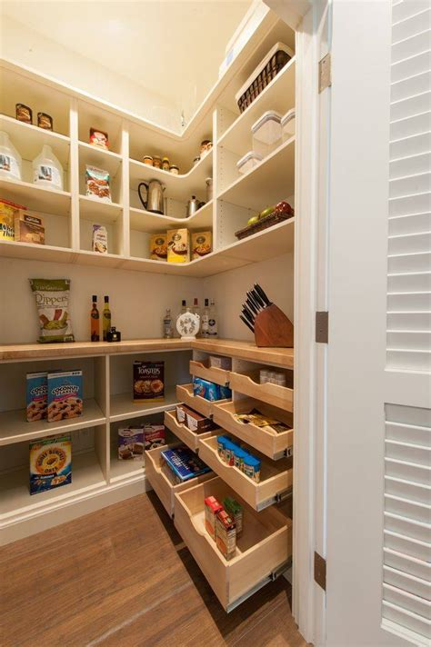 Pantry Shelving Ideas Pinterest