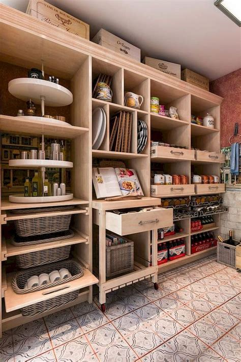 Pantry-Layout-Plans