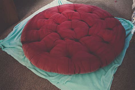 Papasan Chair Cover Diy