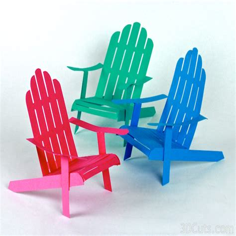 Paper-Adirondack-Chair-Svg