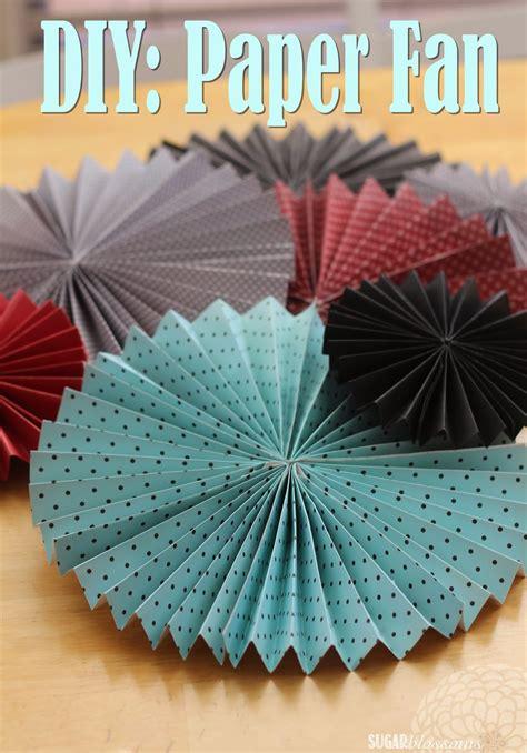 Paper-Fan-Decorations-Diy