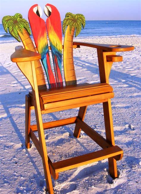 Parrot-Adirondack-Chairs