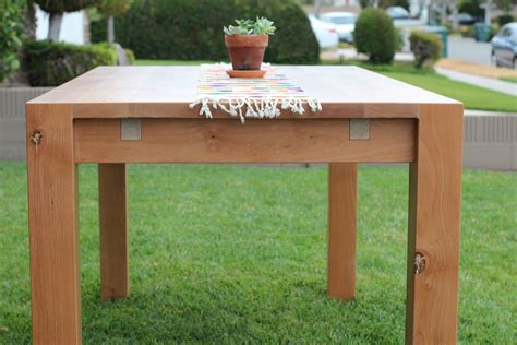Parsons Dining Table Diy Ideas