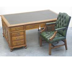 Best Partner desk antique