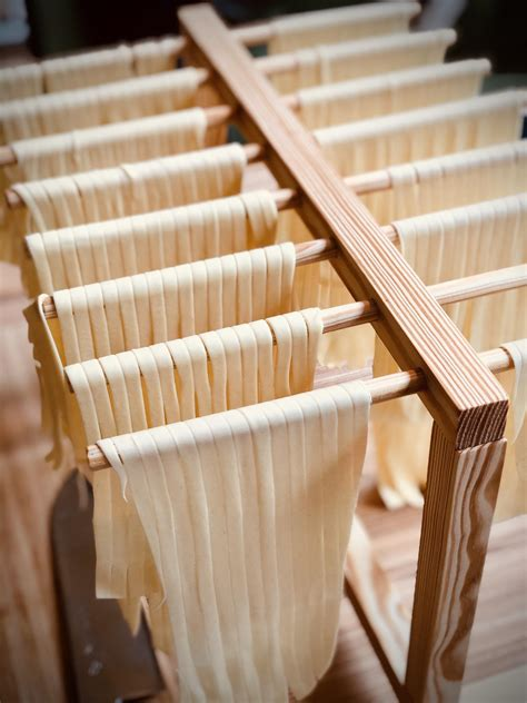 Pasta Drying Rack Diy Preschool