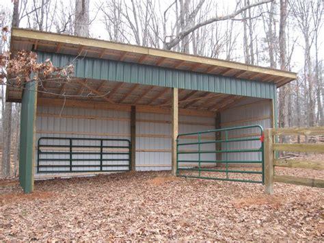Pasture-Shed-Plans