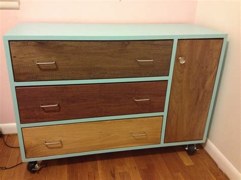 Patchwork-Dresser-Diy