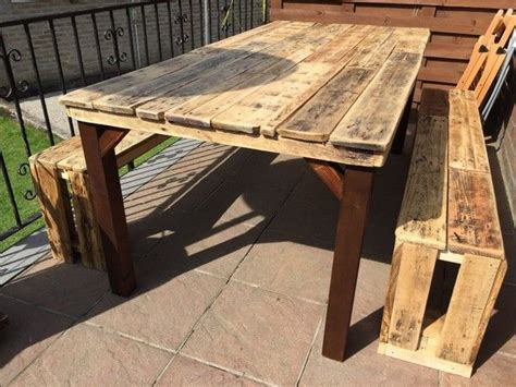 Patio Furniture From Pallets Planswift Estimating