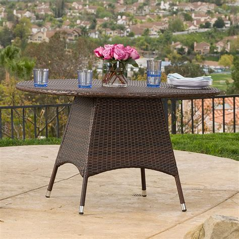 Patio Round Table Only