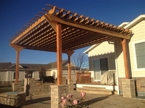 Patio Wood Awning Plans