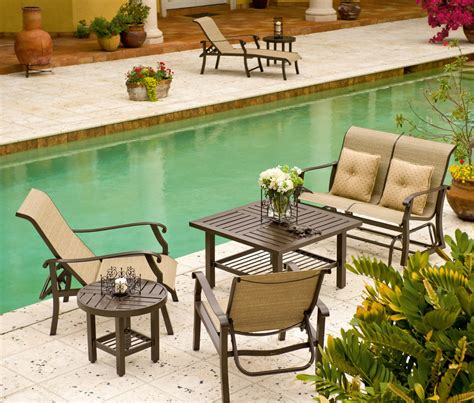 Patio and outdoor furniture Image