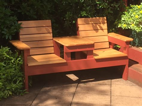 Patio-Chair-Bench-Plans
