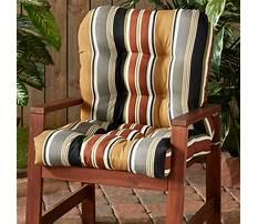Best Patio furniture cushions waterproof