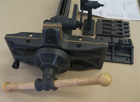 Pattern-Makers-Woodworking-Vise