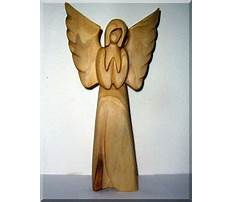 Best Patterns for wooden angels