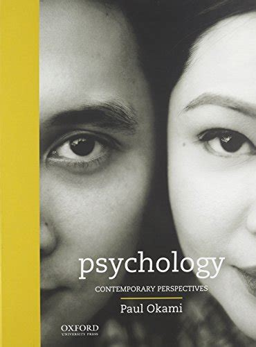 Paul Okami Psychology Contemporary Perspectives Pdf And Psychology Of Love And Attraction Pdf