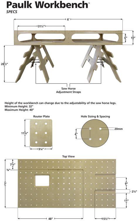 Paulk-Workbench-Plans-Pdf
