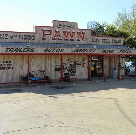 Pawn Shops Mansfield Texas