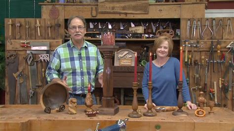 Pbs Woodworking Series